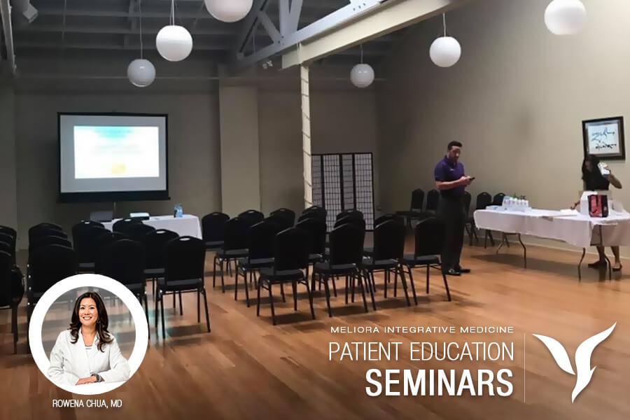 Patient Education Seminars at Meliora Integrative Medicine